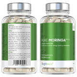 مورينجا كبسولات 1000 مجم 60 كبسولة - Weight World Pure Moringa 1000 mg 60's