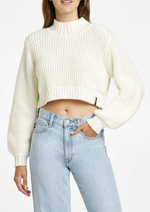 Lee Jeans - Prime Knit Sweater - Unbleached