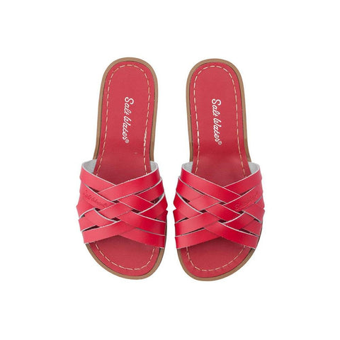 Retro Saltwater Slides - Red - Scout Newcastle