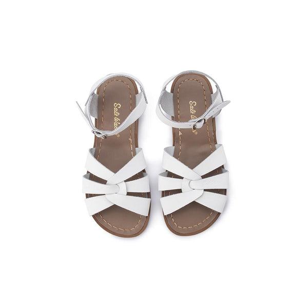 White SaltWater Sandals - Original - Scout Newcastle