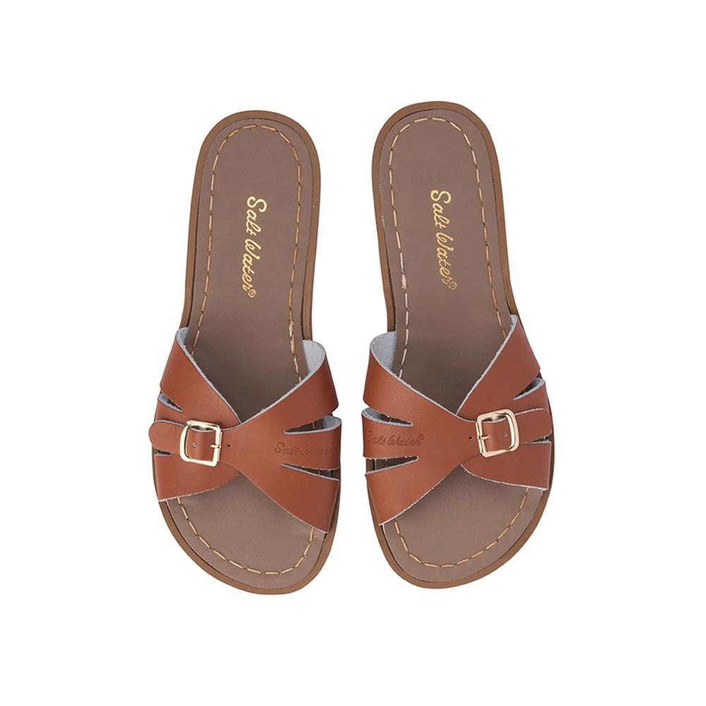Saltwater Slides - Tan - Scout Newcastle