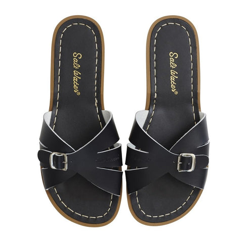 Saltwater Slides - Black - Scout Newcastle