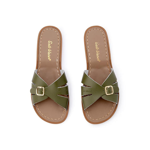 Saltwater Slides - Olive - Scout Newcastle