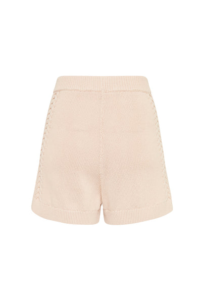 Chloe Knit Short -  Stone