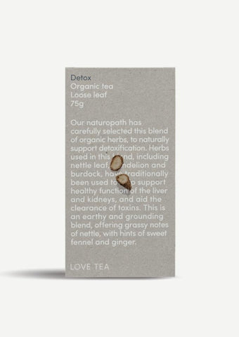 Detox Tea - 75g Loose Leaf