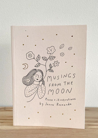 Musings from the Moon - Book