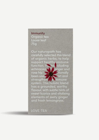 Immunity Tea - 75g Loose Leaf