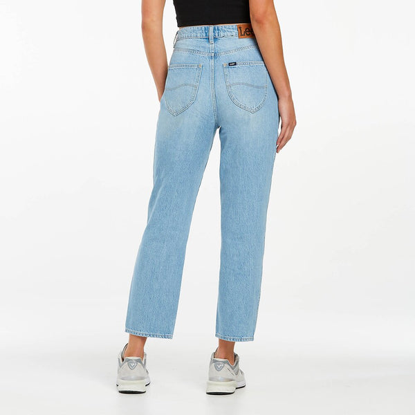 Lee Jeans - High Relaxed Jeans - Quartz Blue