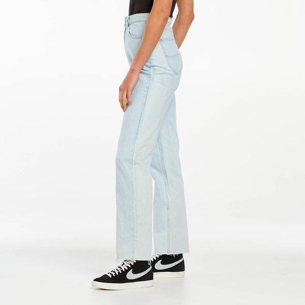 Lee Jeans - High Straight - Exalt Blue