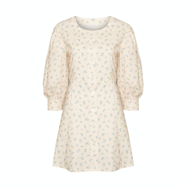 Wellington Factory - Martina Mini Dress - Blossom