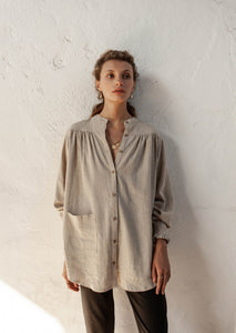 Matisse Shirt - Natural Fawn