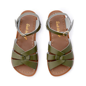 Olive SaltWater Sandal - Original - Scout Newcastle
