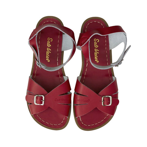 Red SaltWater Sandal - Classic - Scout Newcastle