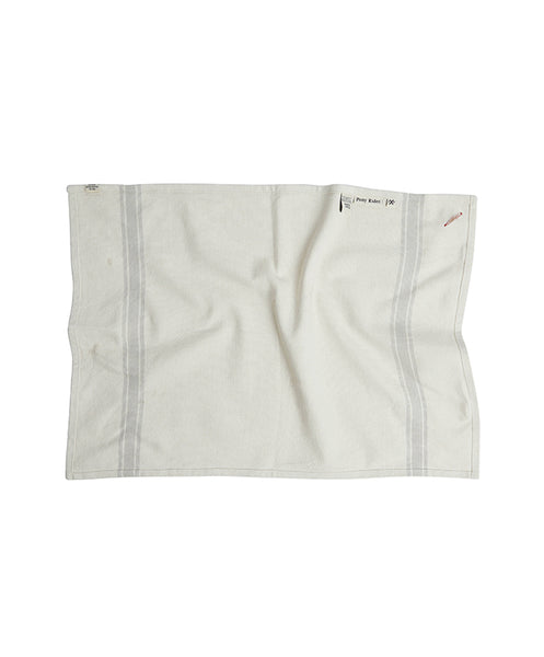 Admiral Tea Towel - Natural / Warm Grey