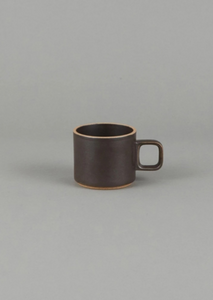 Hasami Porcelain - HP019 Black Mug Cup - 85 X 72. (Small)