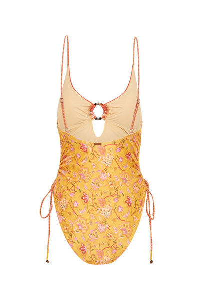 Portobello Road One Piece - Mustard Seed