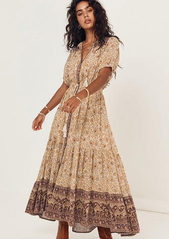 Spell - Sundown Gown - Spice