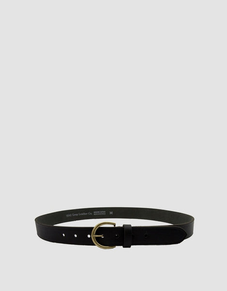 Brookline Belt - Black