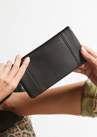 Some Type of Love Wallet - Black