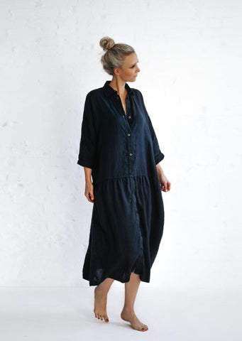 Oversized Dress - Navy - Scout Newcastle