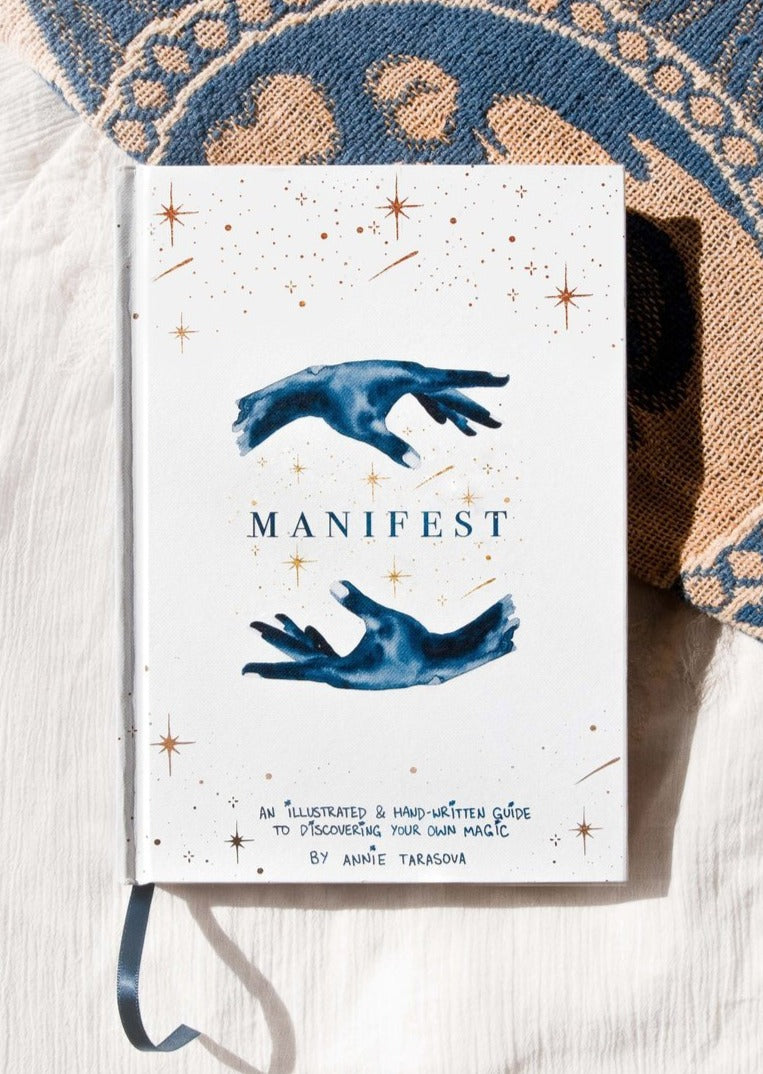 Manifest Book by Dreamy Moons - Scout Newcastle