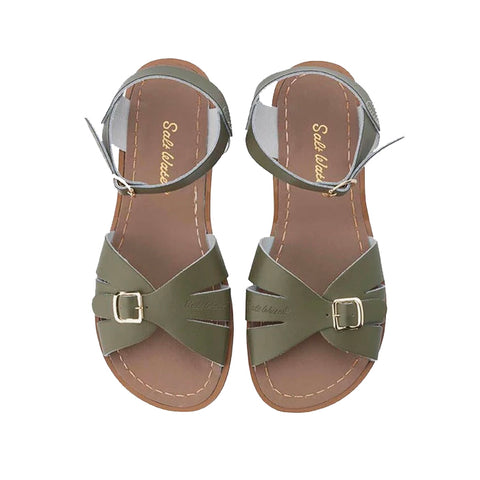 Olive SaltWater Sandal - Classic - Scout Newcastle