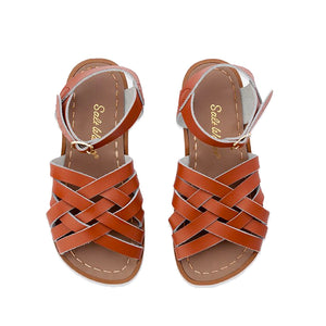 Retro Saltwater Sandals - Tan - Scout Newcastle