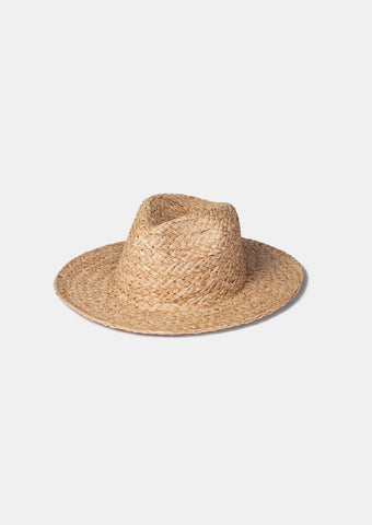 River Straw Hat - Sand
