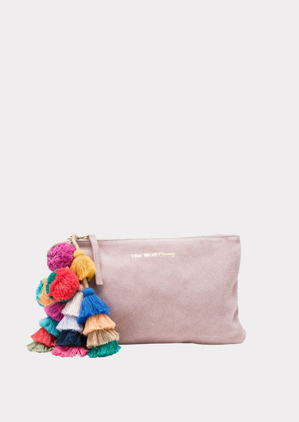 Bedouin Clutch in Blush - Scout Newcastle