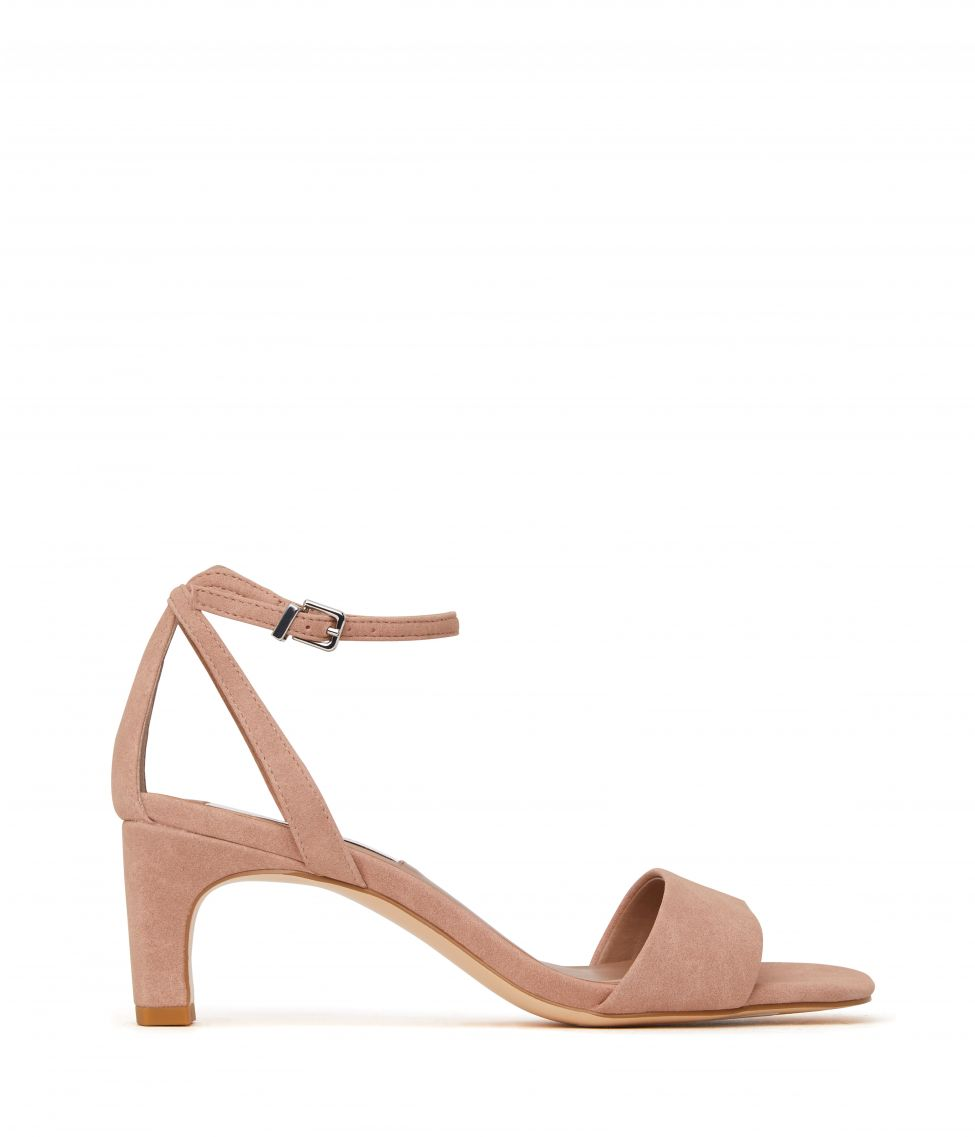 Elodie High Heel Sandals - Nude - Scout Newcastle