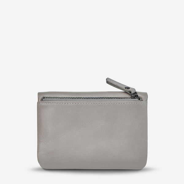 Is Now Better Wallet - Light Grey