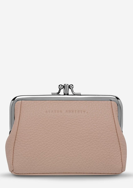 Status Anxiety - Volatile Purse - Dusty Pink
