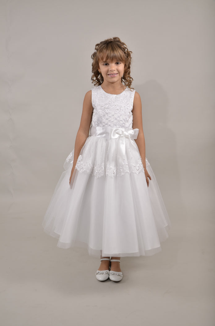 Sweetie Pie Communion Dress Style #444T