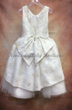 Load image into Gallery viewer, Becky Communion Dress by Piccolo Bacio Couture