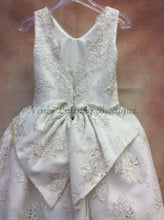Load image into Gallery viewer, Becky Communion Dress by Piccolo Bacio Couture - Nenes Lullaby Boutique Inc
