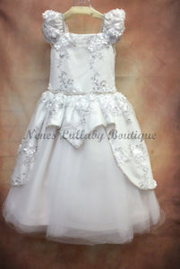Briana Communion Dress by Piccolo Bacio Couture