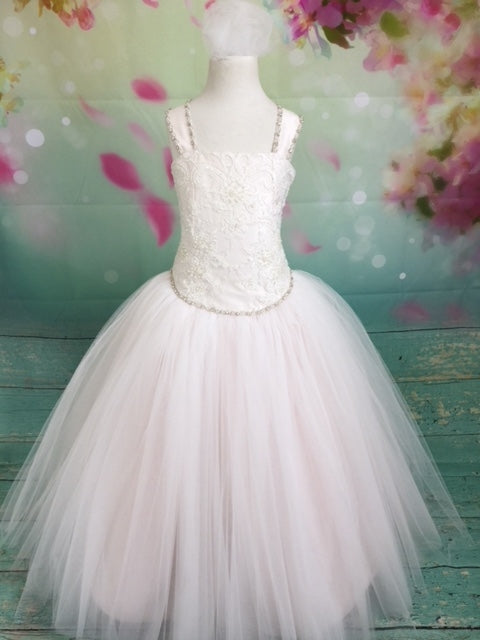 Christie Helene Couture Brie Couture Communion Dress