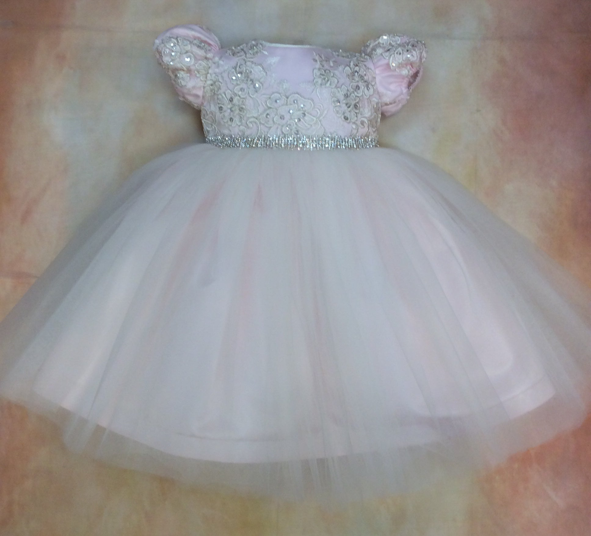 Heidi Girls Special Occasion/Party or Birthday Dress by Piccolo Bacio - Nenes Lullaby Boutique Inc