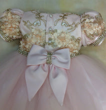 Load image into Gallery viewer, Kaylee Girls Special Occasion / Party Dress by Piccolo Bacio - Nenes Lullaby Boutique Inc