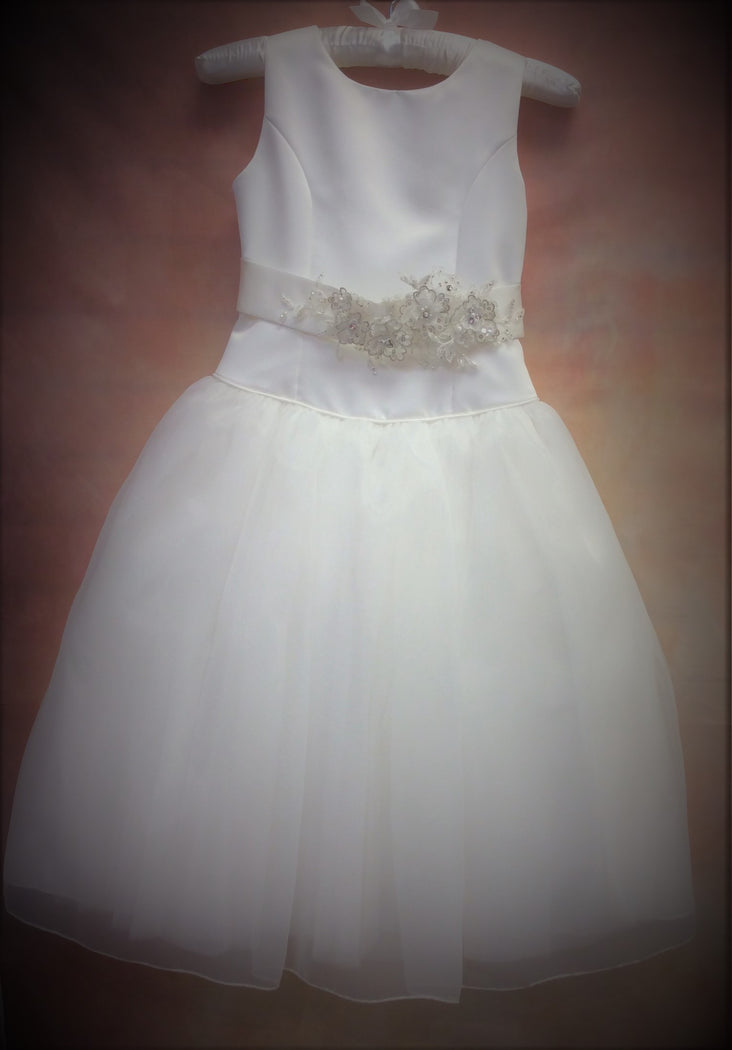 Christie Helene Laci Couture Communion Dress