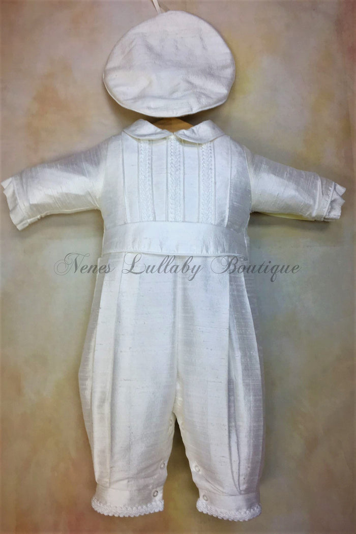 Piccolo Bacio Little Prince Christening outfit