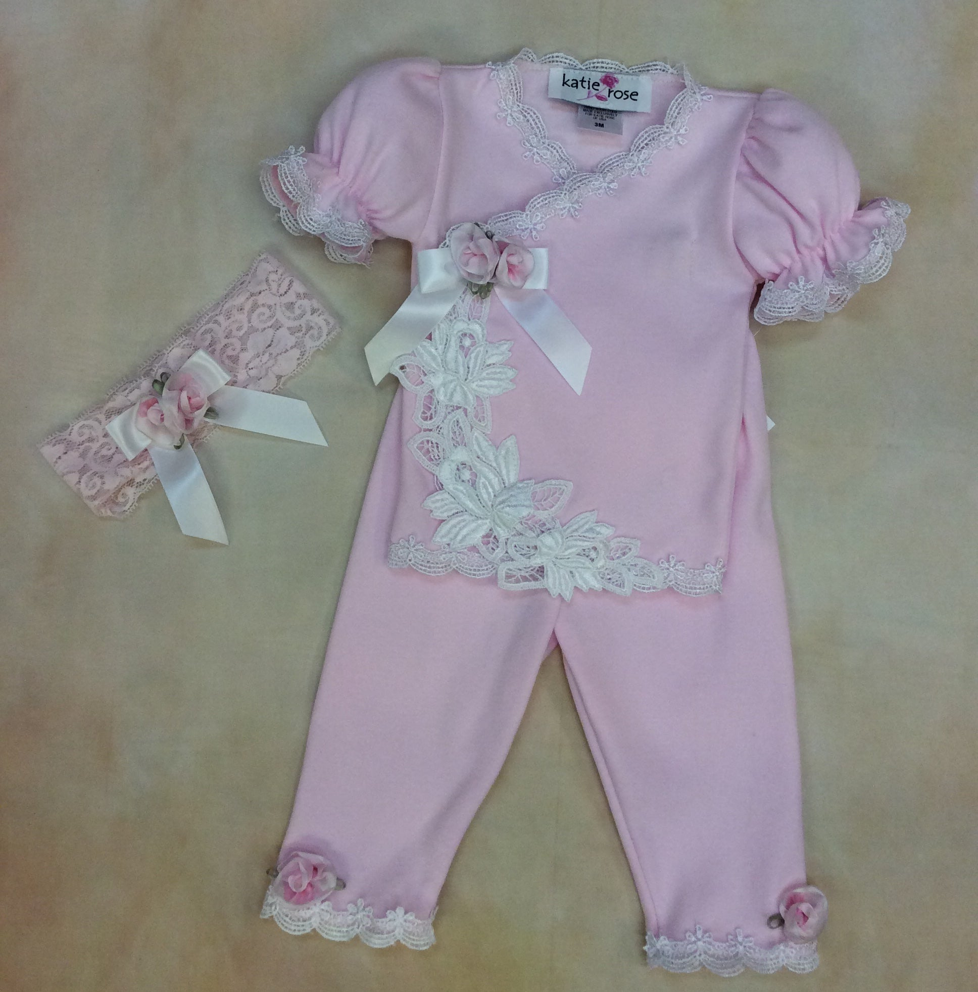 Katie Rose Maleia - Nenes Lullaby Boutique Inc