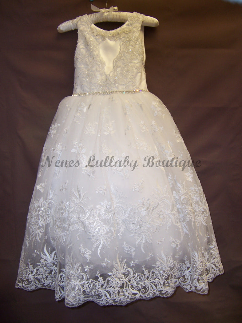 Piccolo Bacio Designer Couture Communion Dress Bambina
