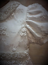 Load image into Gallery viewer, Piccolo Bacio Girls Christening gown Clara - Nenes Lullaby Boutique Inc