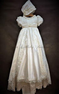 Piccolo Bacio Colleen Christening Gown
