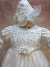 Load image into Gallery viewer, Piccolo Bacio Girls Christening gown Fatima