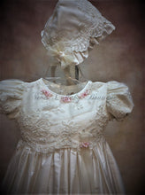 Load image into Gallery viewer, Piccolo Bacio Girls Christening gown Pierina - Nenes Lullaby Boutique Inc