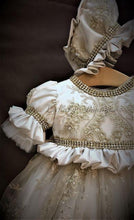 Load image into Gallery viewer, Piccolo Bacio Girls Christening Gown Sabrina