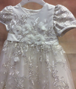 Bella Christening Gown