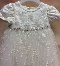 Load image into Gallery viewer, Sonia Christening Gown PD_Sonia2128 - Nenes Lullaby Boutique Inc